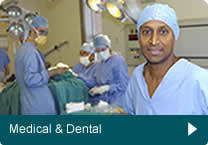 Medical and Dental icon